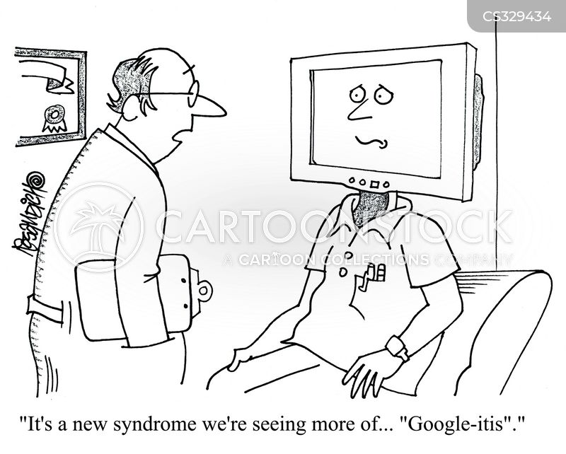 syndrome cartoon