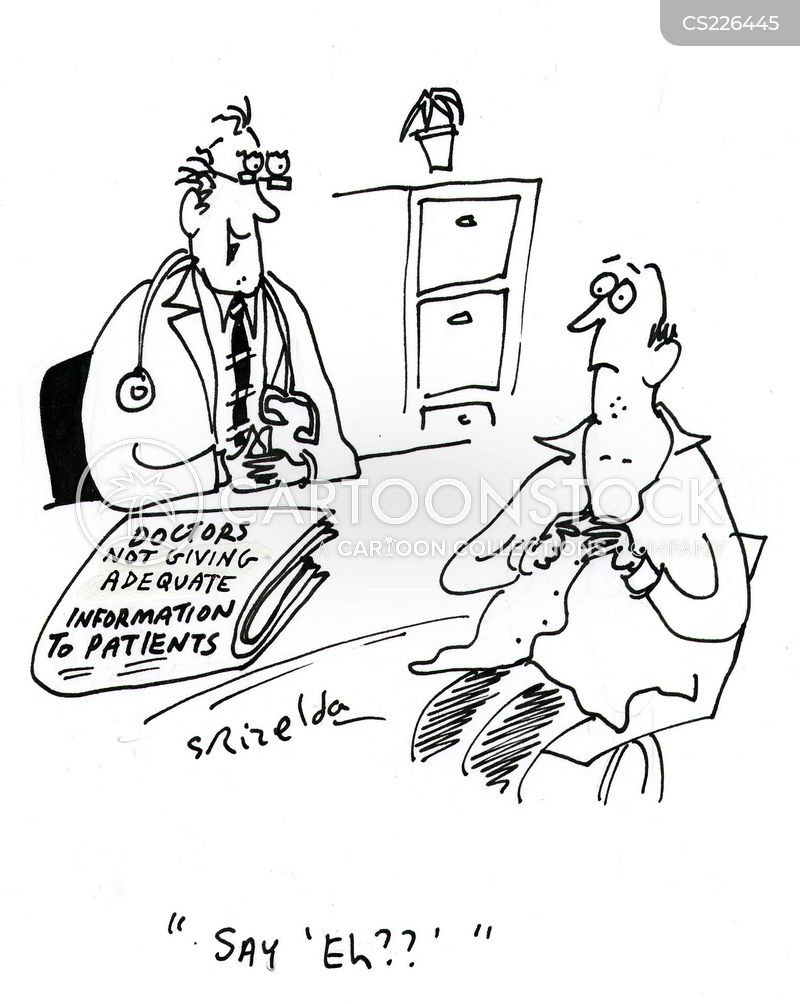 patient information cartoons and comics funny pictures from