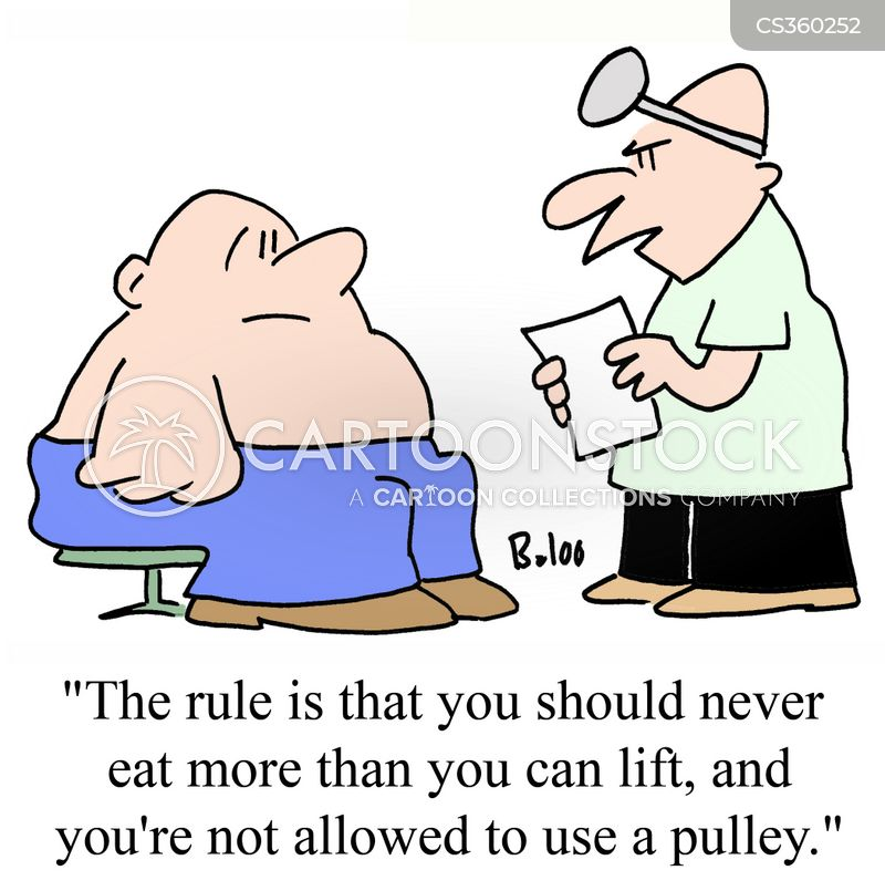 pulleys cartoon