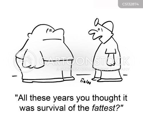 fattest cartoon