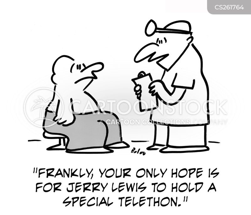 telethons cartoon