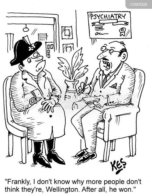duke of wellington cartoon