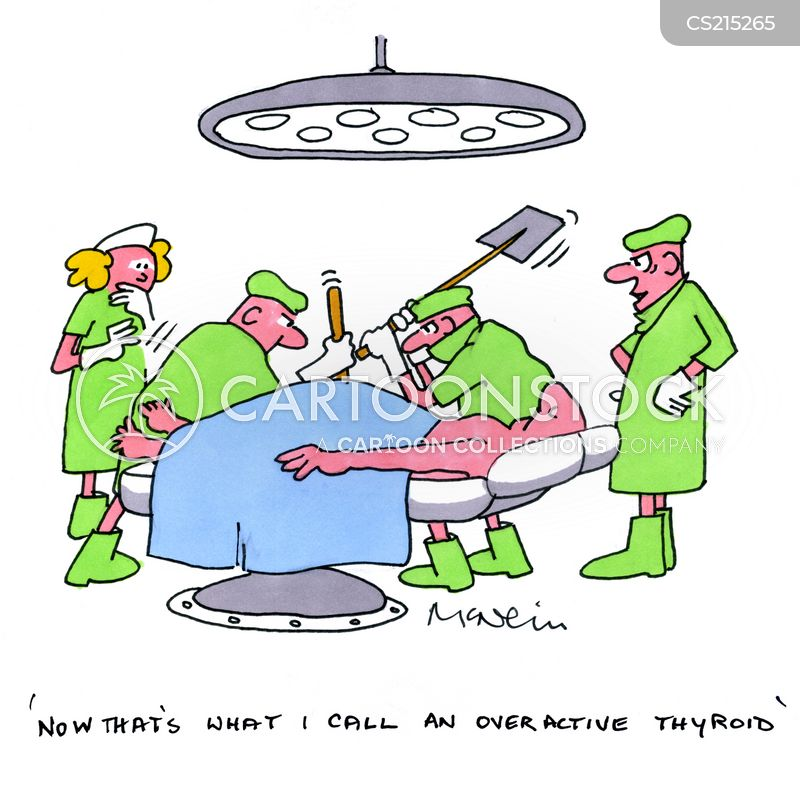 surgical nurse cartoon