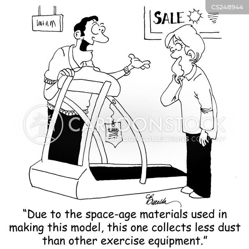 collect dust cartoon