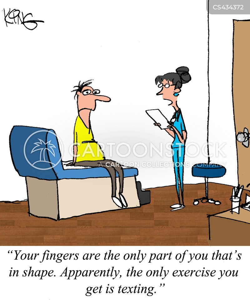 texters cartoon