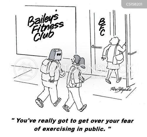 sports equipment cartoon