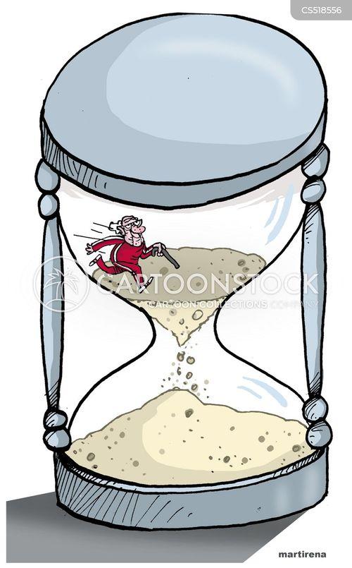 sands of time cartoon