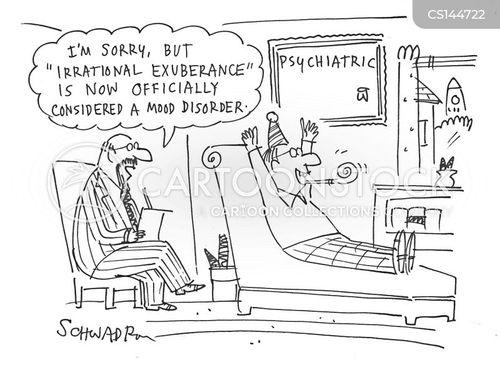 mood disorders cartoon