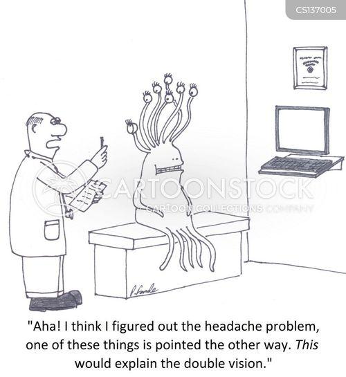 orthoptist cartoon