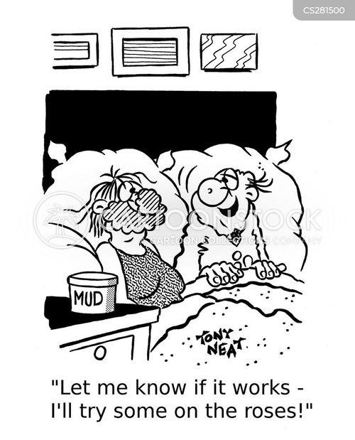 pamper cartoon