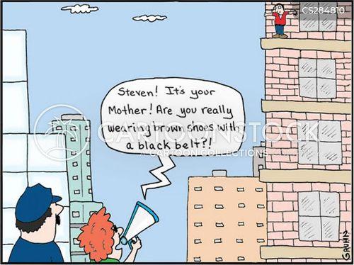 ridicules cartoon