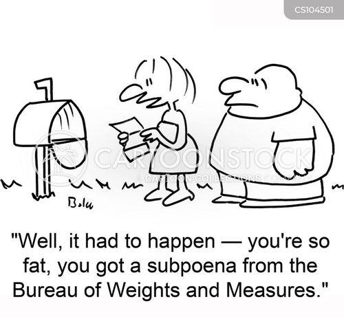subpoenas cartoon