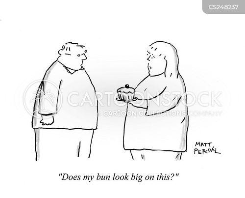 big bums cartoon