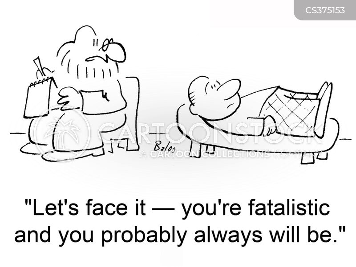 fatalistic cartoon