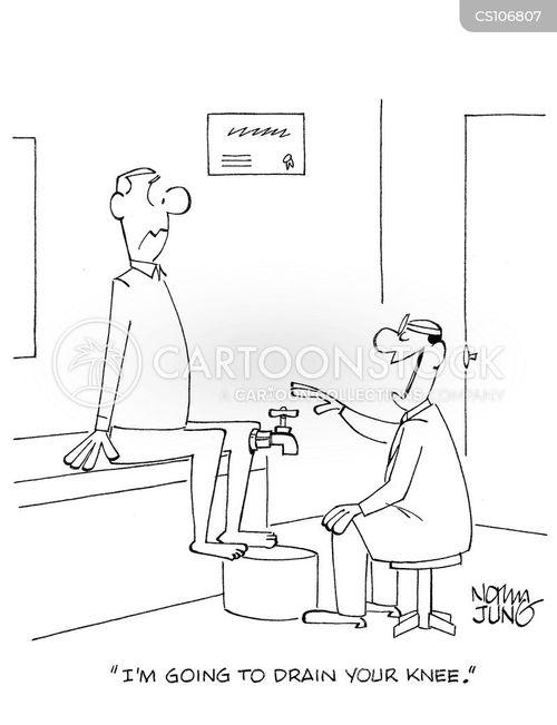 faucets cartoon