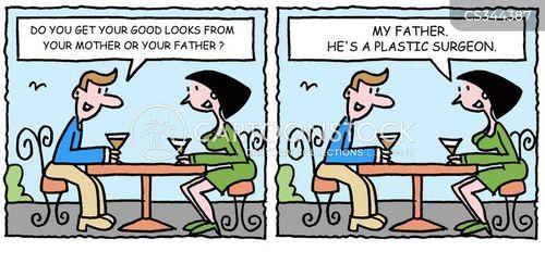 flatterers cartoon