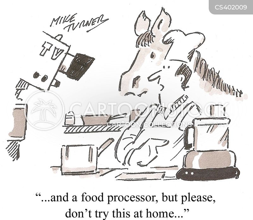 food standards agency cartoon