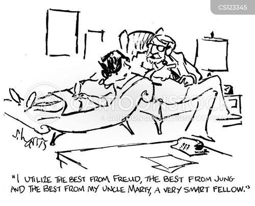freudian cartoon