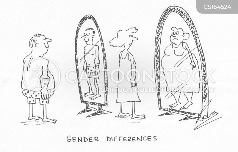 Gender Differences cartoons, Gender Differences cartoon, funny, Gender Differences picture, Gender Differences pictures, Gender Differences image, Gender Differences images, Gender Differences illustration, Gender Differences illustrations