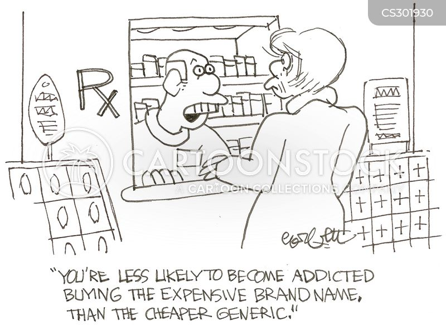 generic drugs cartoon