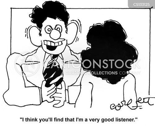 confidant cartoon