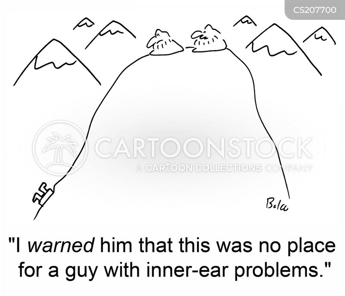 dizzy cartoon