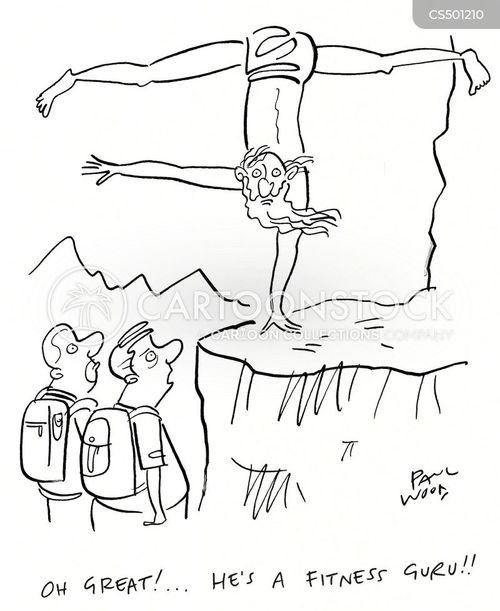 pilate cartoon