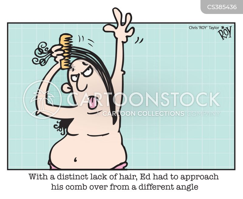 armpit hair cartoon