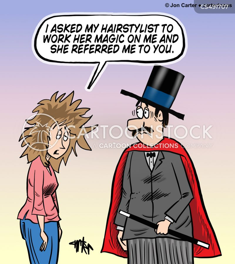 hair-do cartoon