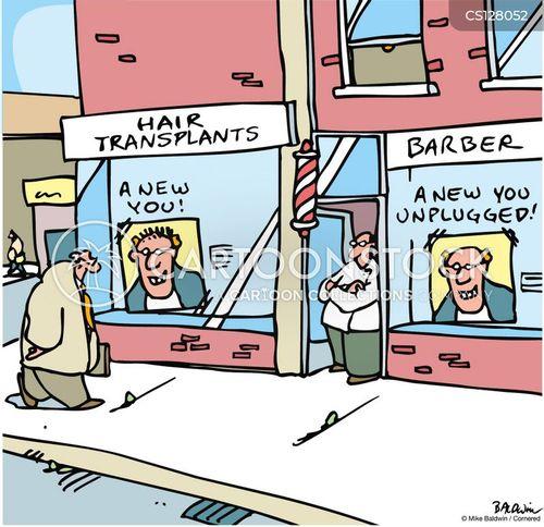 adverstising cartoon