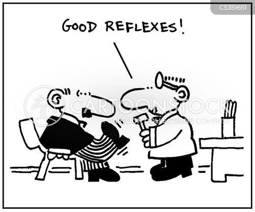 reflexive cartoon