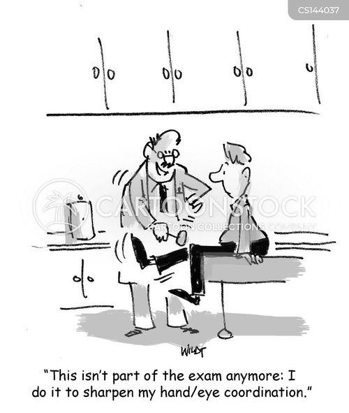 coordinating cartoon