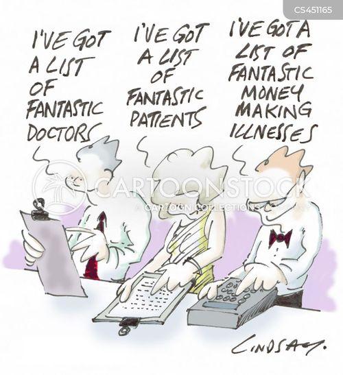 health-care systems cartoon