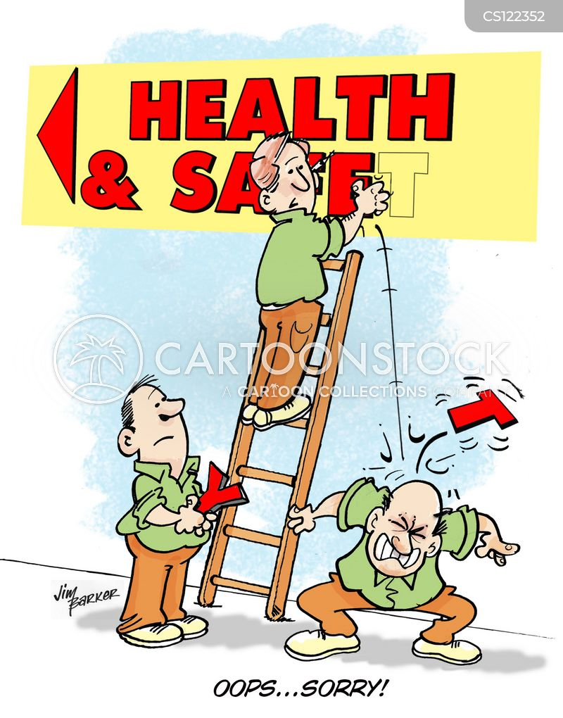 Risk Assessment Cartoons And Comics  Funny Pictures From Cartoonstock