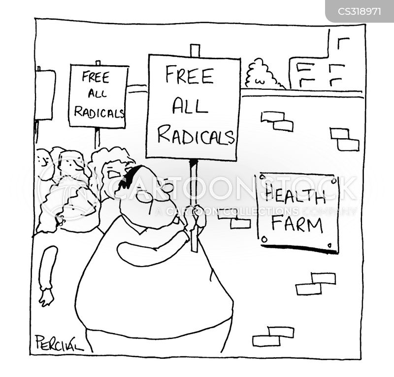 health farm cartoon
