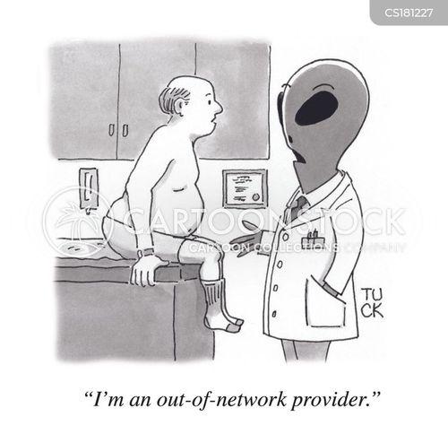 space aliens cartoon