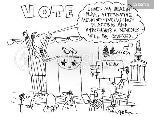 health plan cartoon