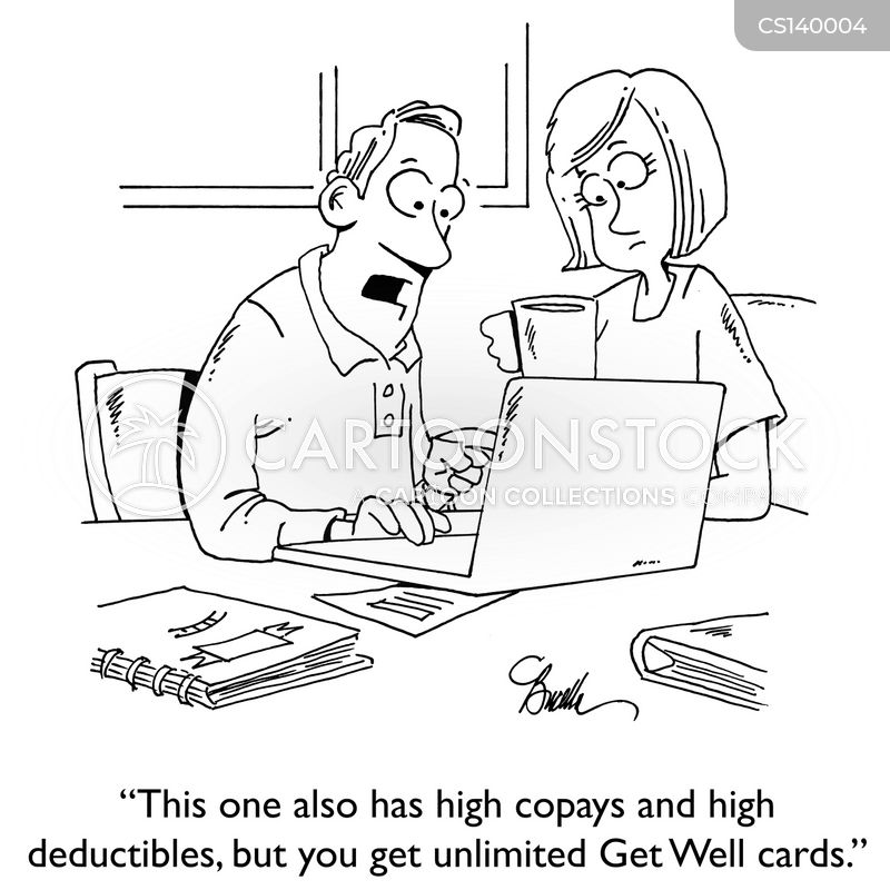 Co-pay cartoons, Co-pay cartoon, funny, Co-pay picture, Co-pay pictures, Co-pay image, Co-pay images, Co-pay illustration, Co-pay illustrations