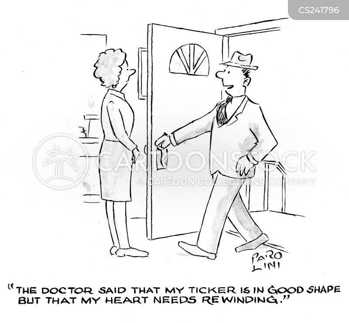 body checks cartoon