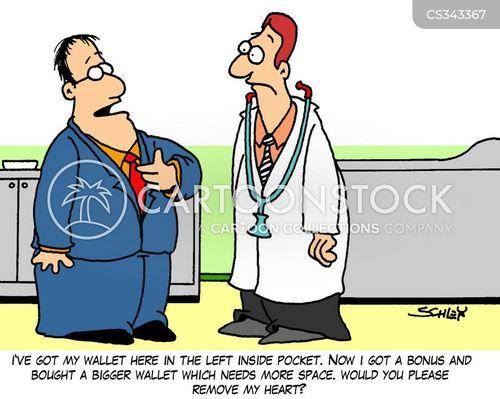 open heart surgery cartoon