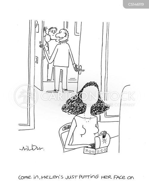 helen cartoon