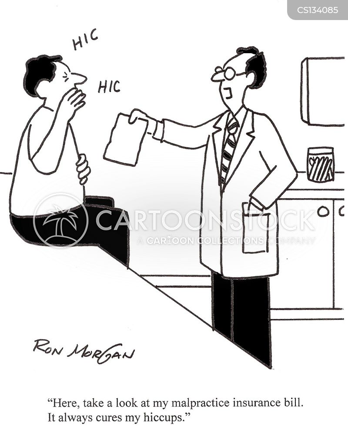 hiccuping cartoon
