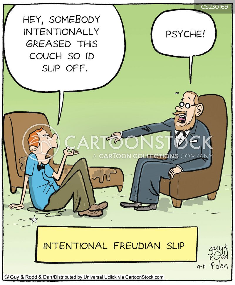 hitting the couch cartoon