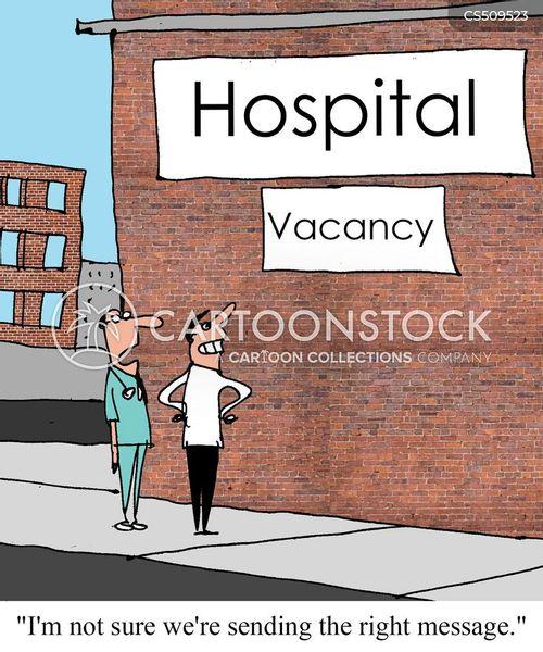 wrong message cartoon