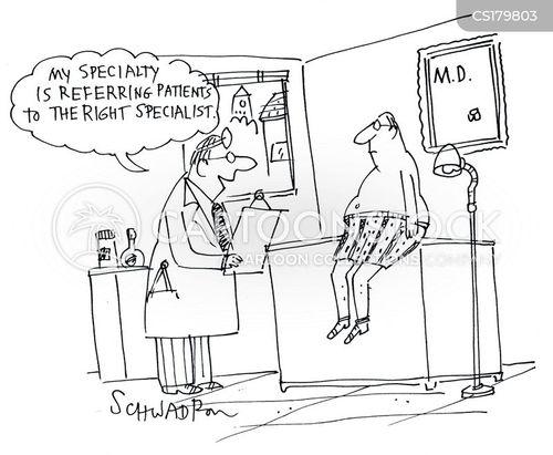 medical attention cartoon