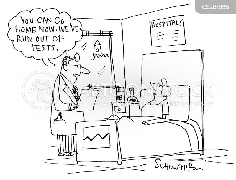 health care service cartoon