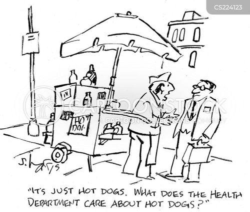 health inspections cartoon