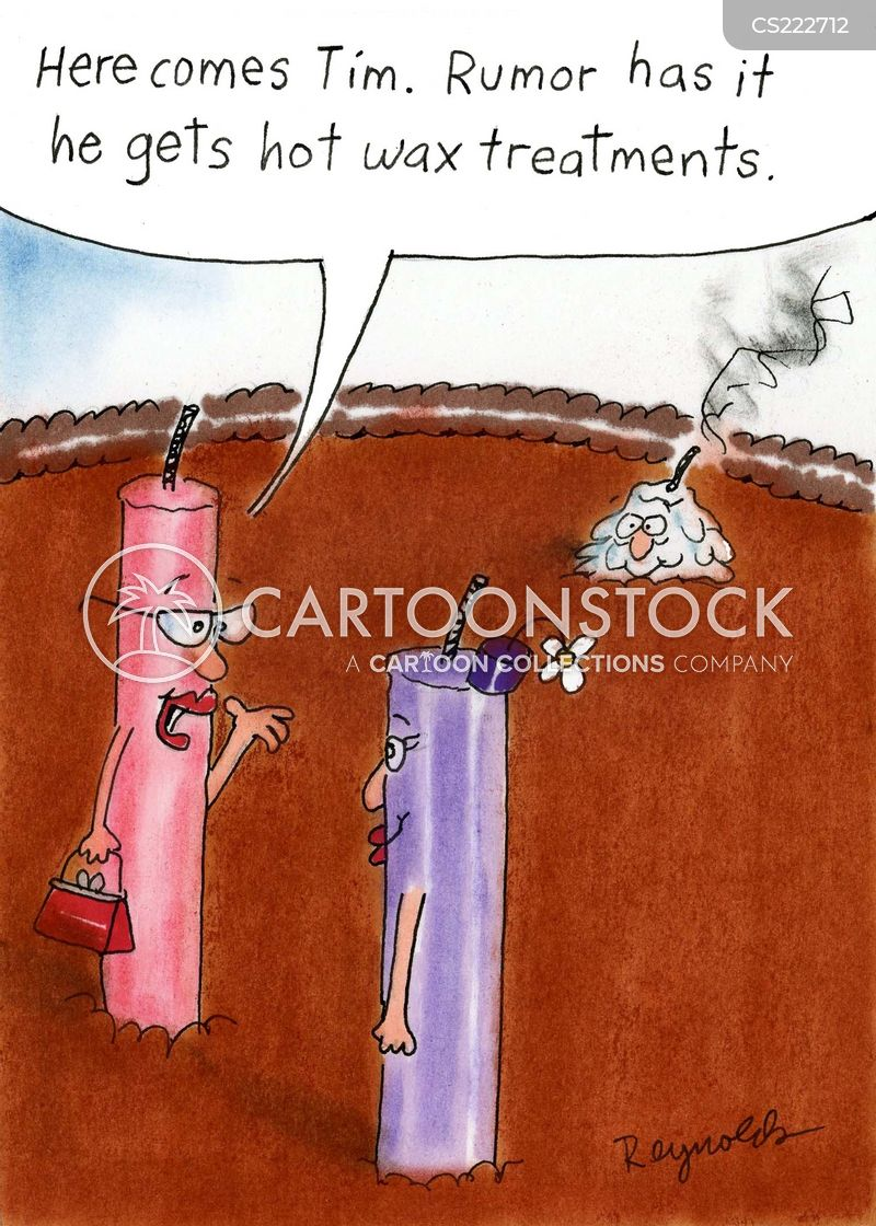 Waxing Cartoons And Comics Funny Pictures From Cartoonstock