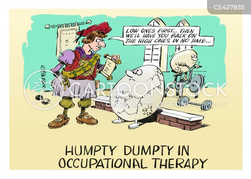 occupational therapy cartoon