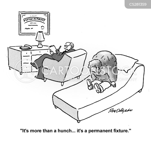 hunches cartoon